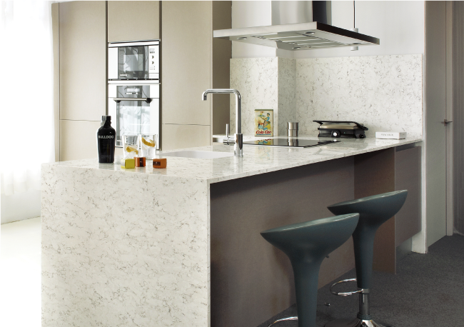 Silestone modern-kitchen